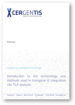 Manual - TLA terminology and methods