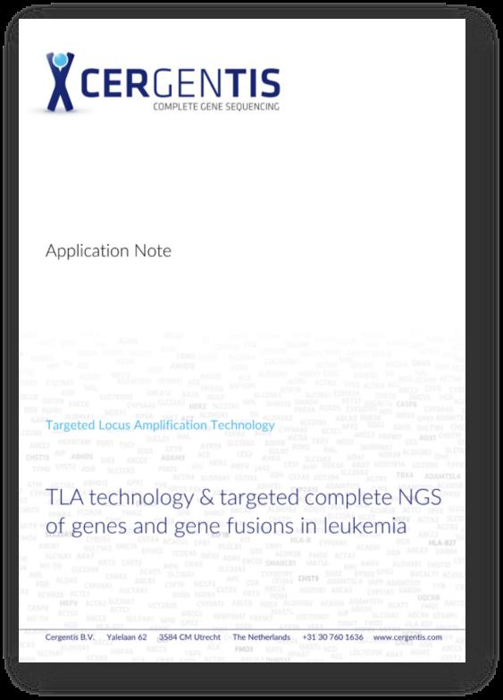 Application note - Leukemia